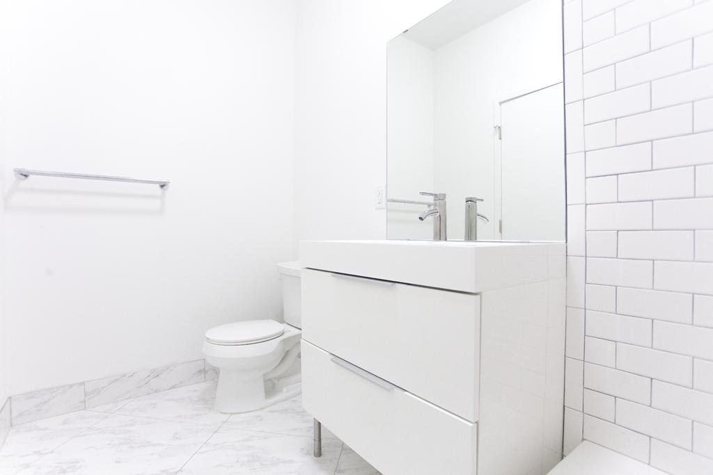 Bathroom 865 N. Hoover