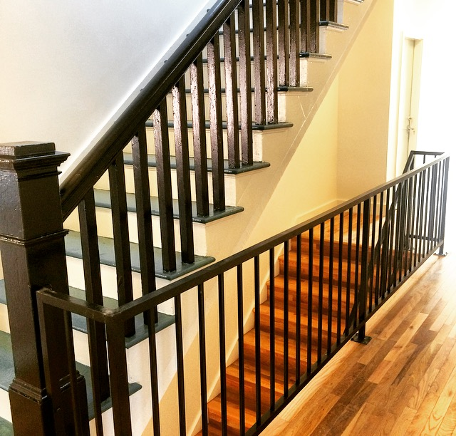 Stairs - 807 N Madison