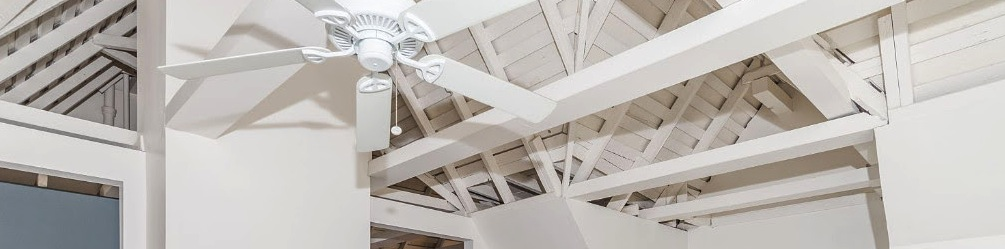 valuted ceiling